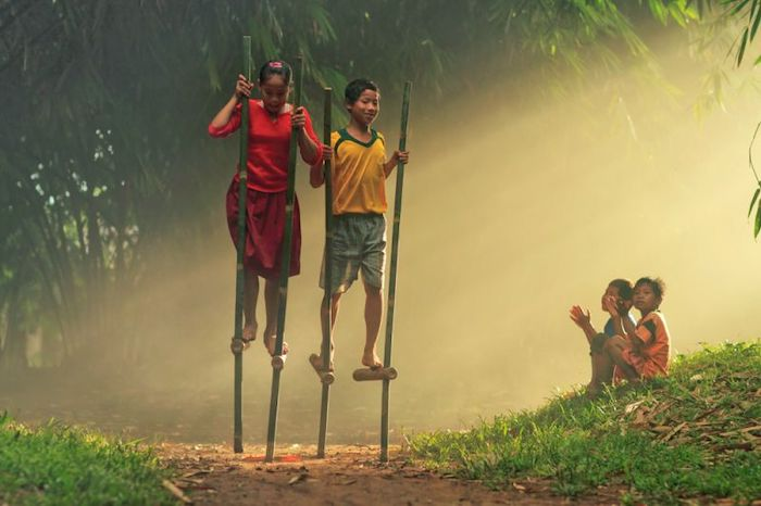 Indonesian Traditional Games