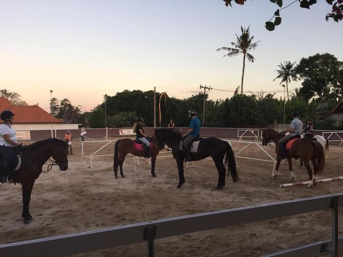 Horse riding places in Bali
