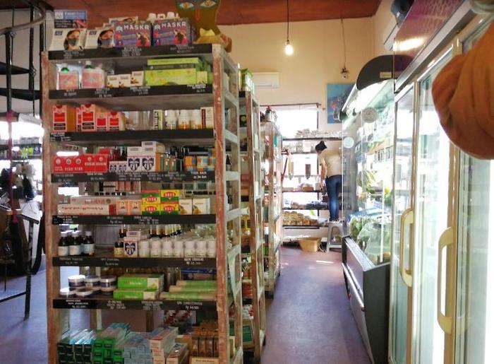 New places to buy groceries in Bali