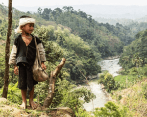 ancient races in Indonesia - Baduy Tribes - An article by Bali Villas R Us, the best service for Bali Villas Management and Bali Villas Rental